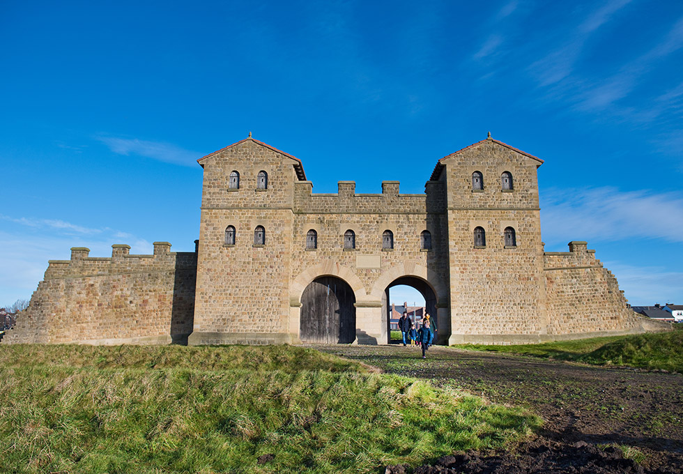Discover Arbeia, South Shields Roman Fort
