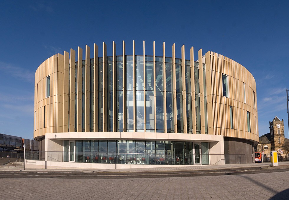 The Word, National Centre for the Written Word