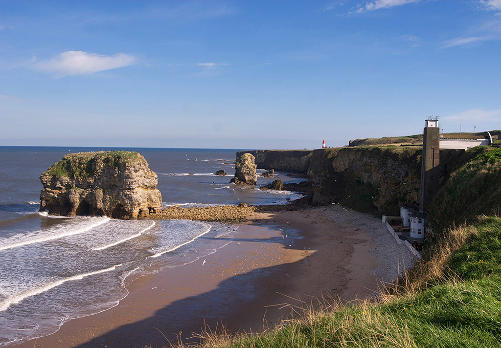 Experience our stunning coastline