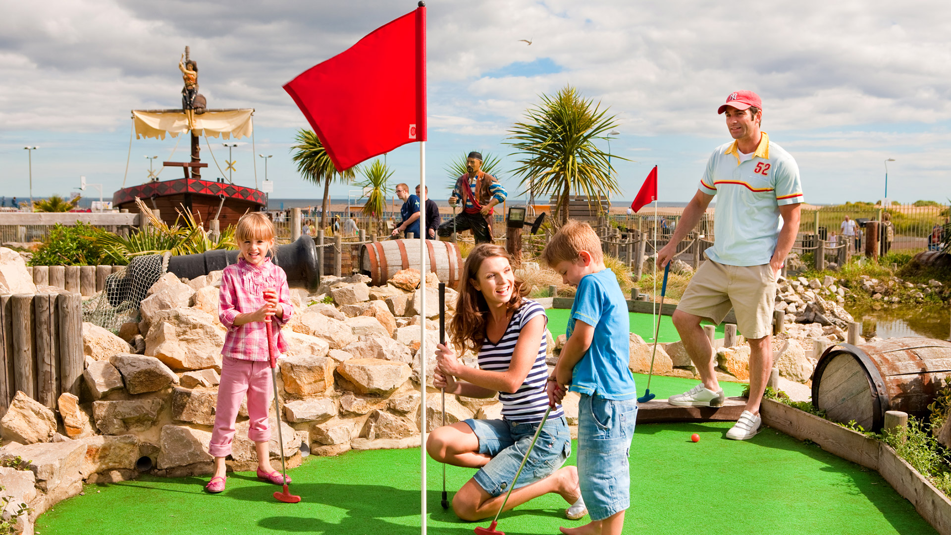 Smuggler's Cove (Crazy Golf)