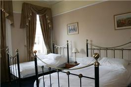 Britannia Guest House bedroom