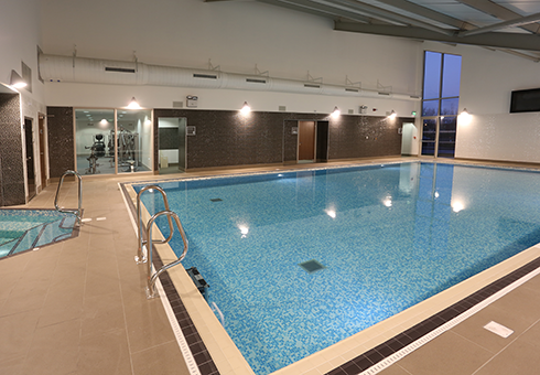 Clarion Hotel swimming pool