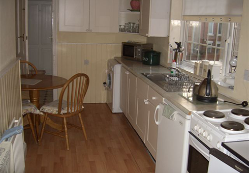 Hartington Terrace kitchen 2