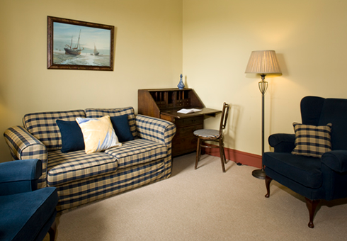 Souter Lighthouse lounge