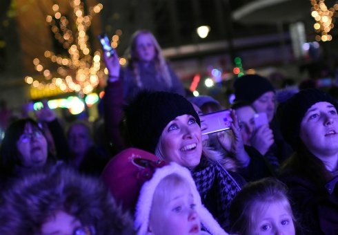 Cancellation of Fireworks Display, Christmas Lights switch on events & Camel Parade