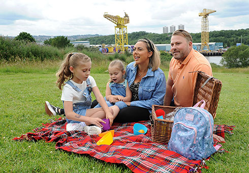 South Tyneside Family Discovery Trails